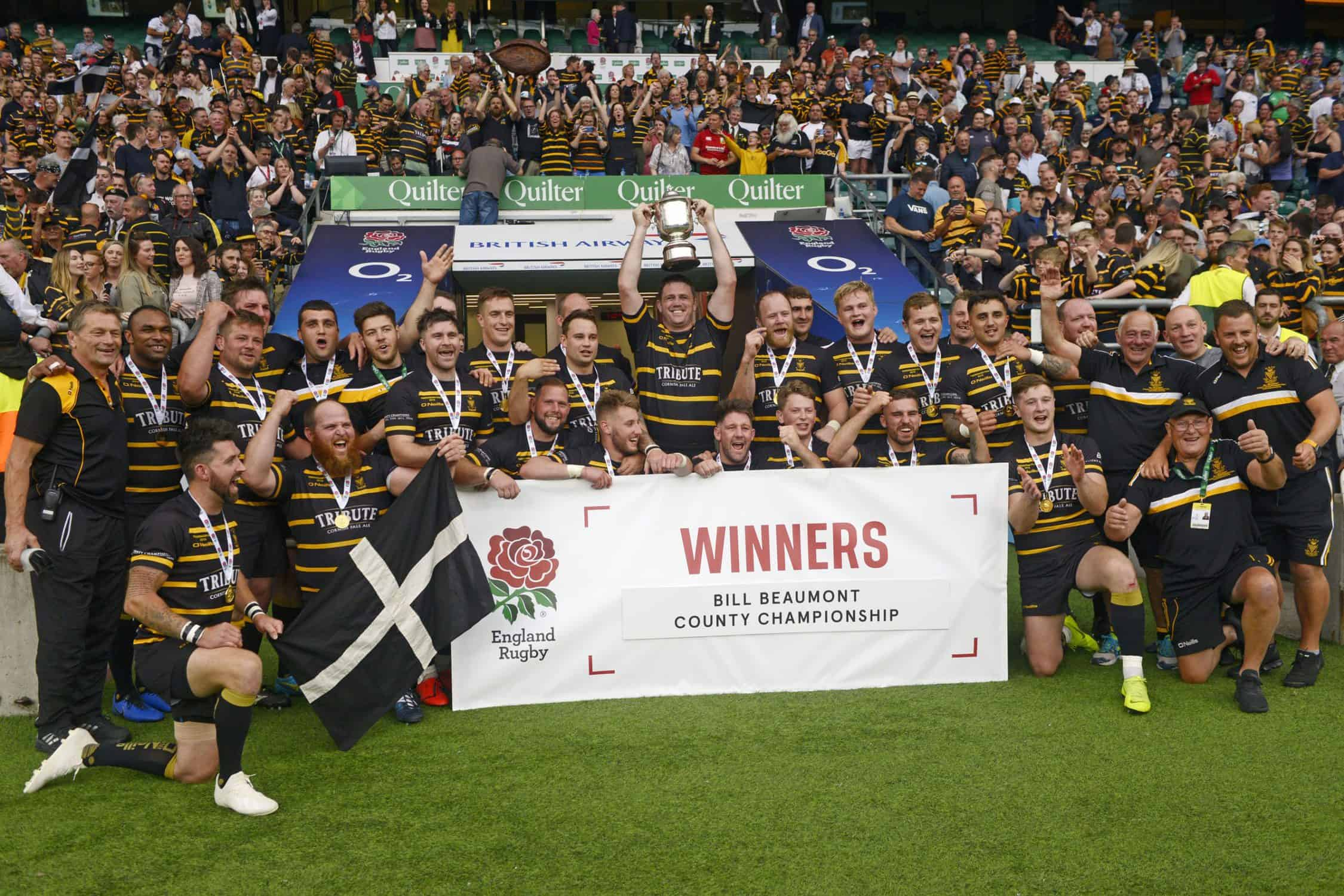 Bill Beaumont Cup Final, London UK – 02 June 2019