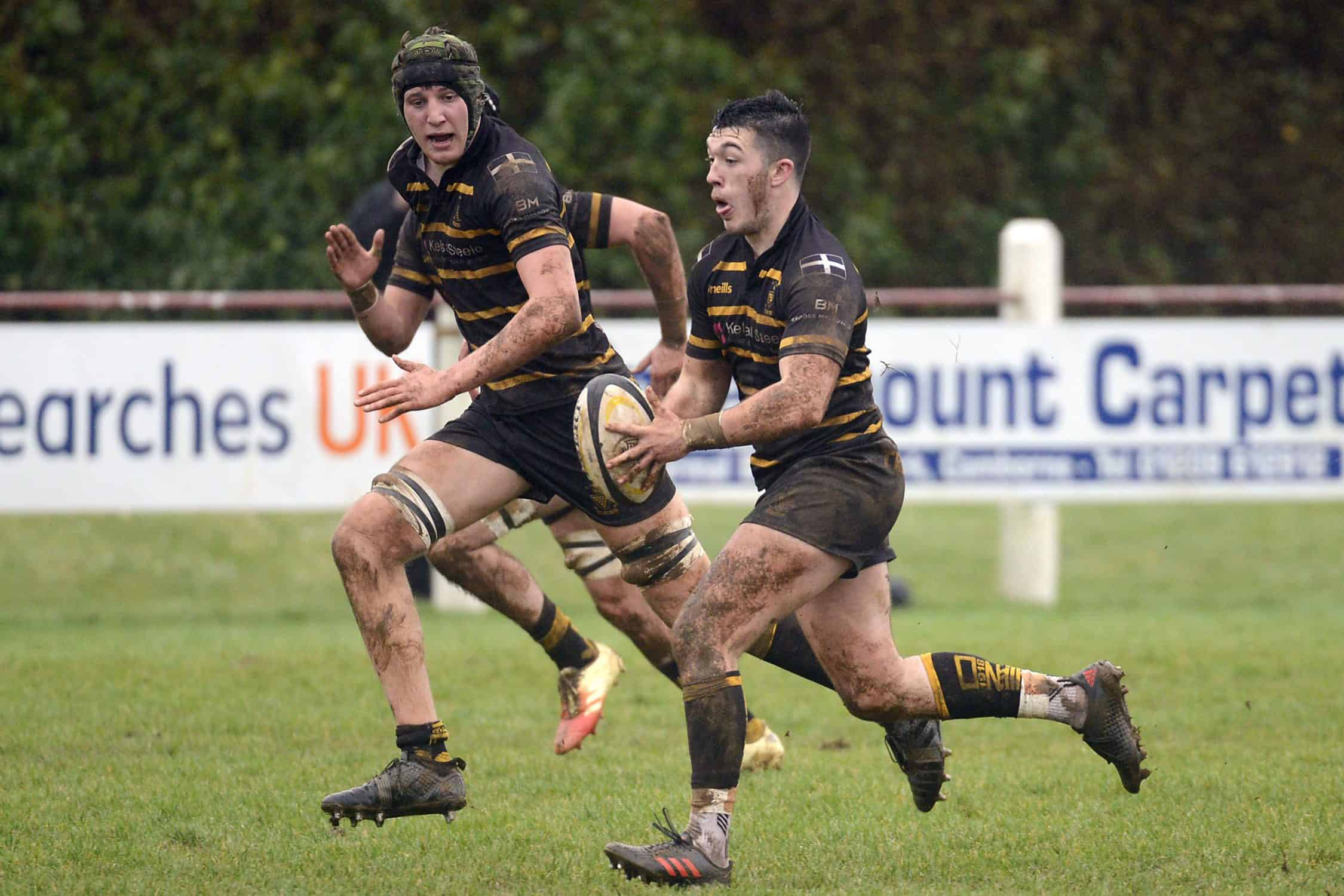 Cornwall U20s v Berkshire U20s, Camborne UK – 23 February 2020