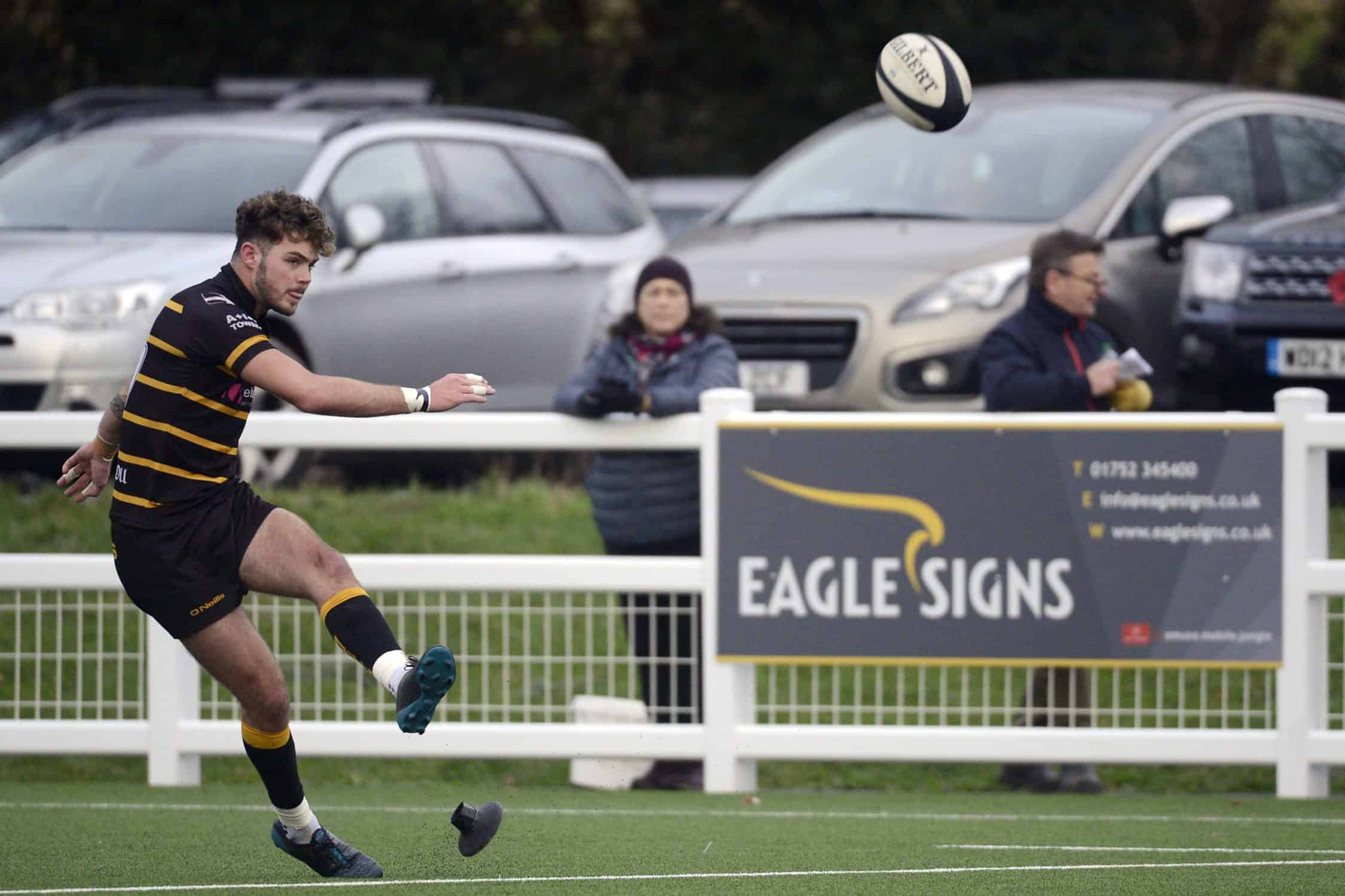 Cornwall U20s v Devon U20s, Ivybridge UK – 26 January 2020