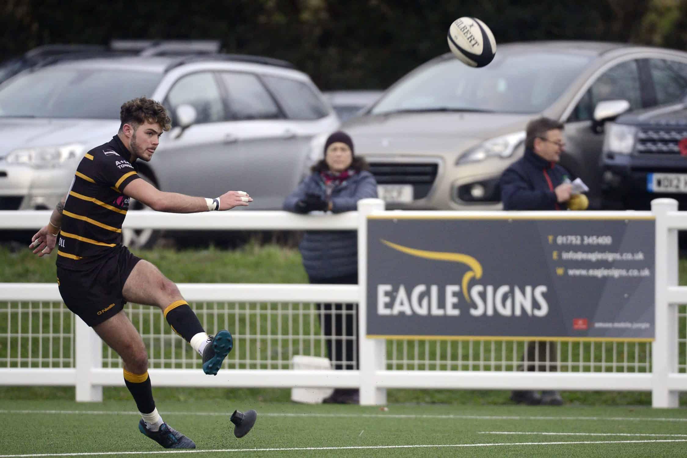 Cornwall U20s v Devon U20s, Ivybridge UK – 26 January 2020