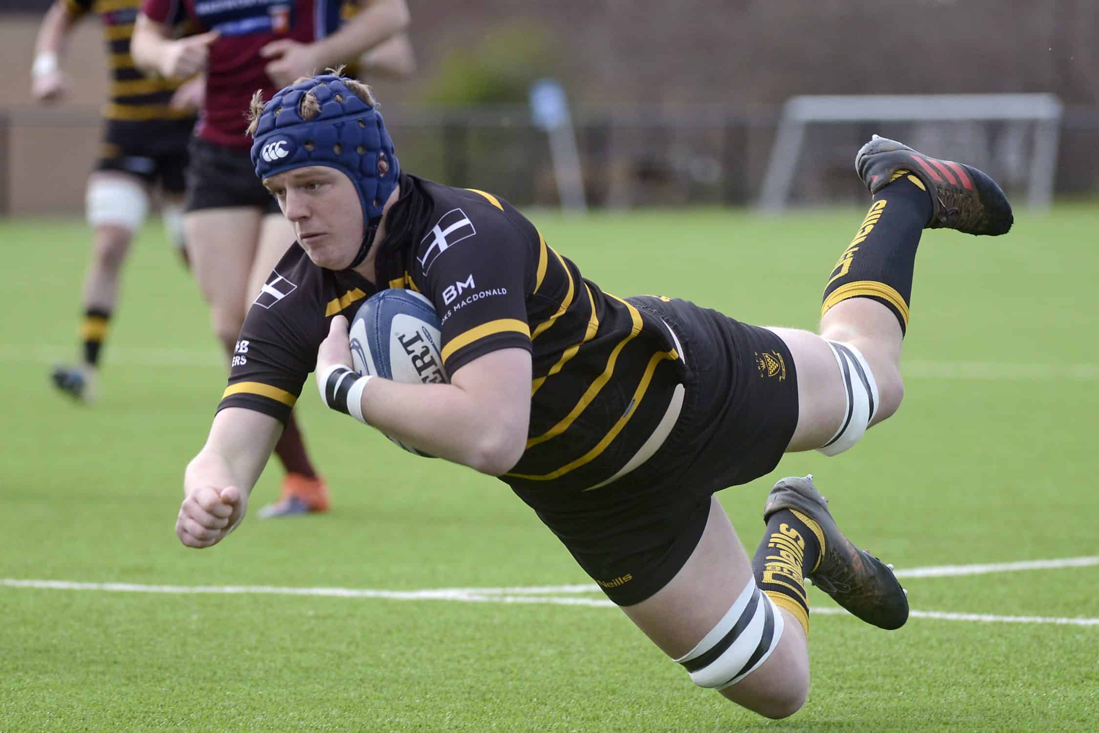 Gloucestershire U20s v Cornwall U20s, Bristol UK –  15 March 2020