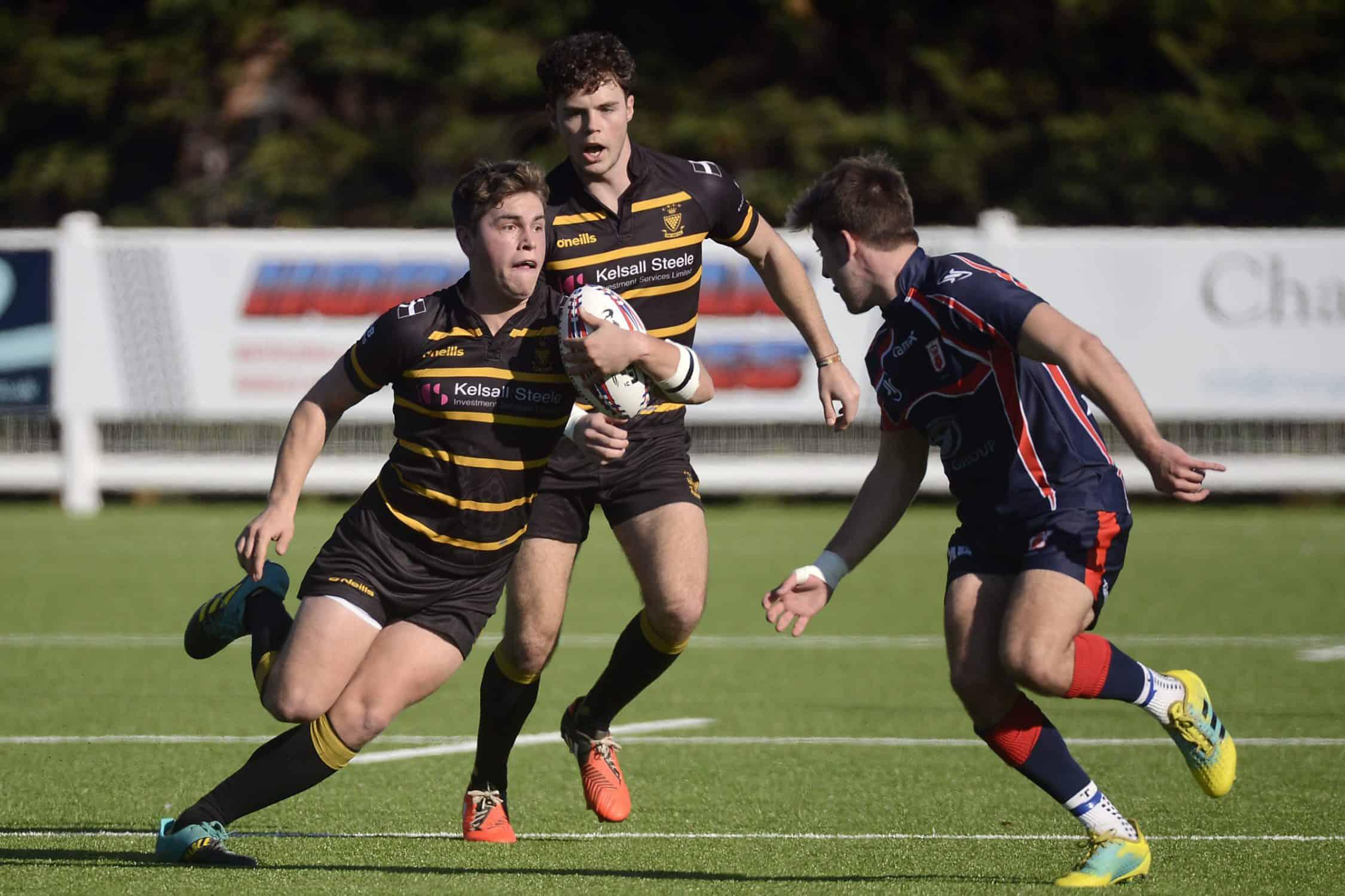 Hampshire U20s v Cornwall U20s