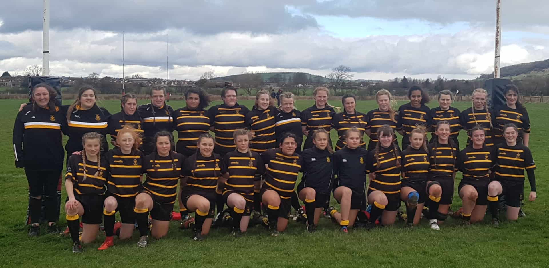 Cornwall Girls Under 18s, 2020